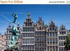 ON SALE Antwerp Photography Belgium Poster by LydiaVideiraLight