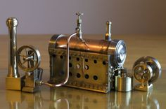 Model Steam Engine Kit Buying Guide