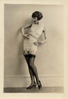 Vintage 1920s lingerie