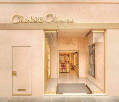 Charlotte Olympia, London, 2014 - POD Architects
