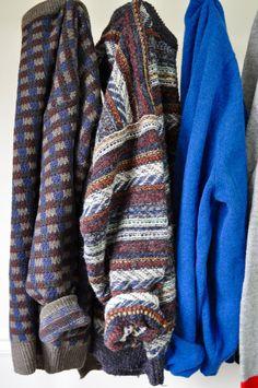 Cable Knit Sweater Oversized Sweater Not A Mystery by LeftbankSV
