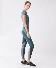 Oysho - Marl leggings