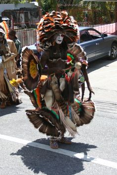 Carnival in Trinidad | A White Man's guide | Travel | Photos