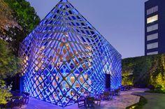 Rojkind Arquitectos + Esrawe Studio: Tori-Tori Restaurant
