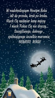 Kartka świąteczna 🎅🎅🎅🎅🎅🎅 Merry Christmas, Xmas, Holidays And Events, Motto, Wish, Funny, Cards, Noel, Quotes