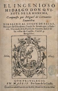 """Should you read Don Quixote? The book """"The Ingenious Gentleman Don Quixote of La Mancha"""" is THE Spanish novel. His author, Miguel de Cervantes is to Spanish speaking people, what."""