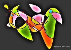 Bird Digital Art by Allison Murray Simple Art, Sonic The Hedgehog, Digital Art, Bird, Fun, Character, Birds, Lettering, Hilarious