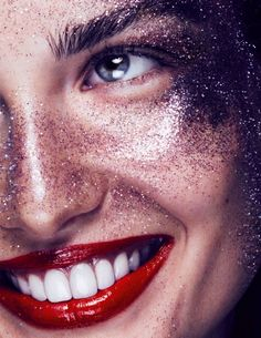 Flashback: Andreea Diaconu ( photographed by Ben Hassett ( for Vogue Paris October 2015 ( Fashion Editor/Stylist: Claire Dhelens ( Hair Stylist: Christian Eberhard ( Makeup Artist: Georgina Graham ( Agencies: by flawlessmagazine Beauty Make-up, Beauty Shoot, Beauty Hacks, Beauty Tips, Vogue Paris, David Sims, Beauty Editorial, Editorial Fashion, Beauty Photography