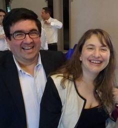 FELICIDADES MARIO VILLEGAS Y MÓNICA ANIS, FLAMANTES DOCTORES EN DERECHO