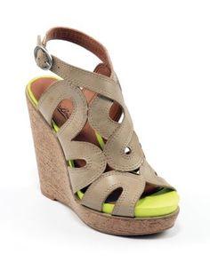 Lucky Brand Platform Wedge Sandals - Penrose  Bloomingdale's