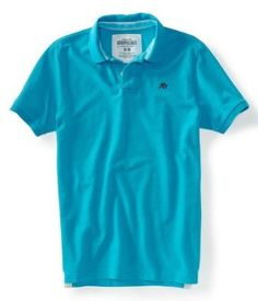 531f820e I'll never outgrow wearing every color of these. Aeropostale Mens Polo  Rugby Polo