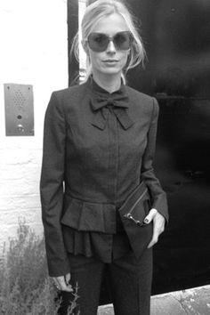 Laura Bailey designs a capsule collection of handbags for Radley (Vogue.com UK)