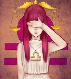 Libra by on DeviantArt Art Libra, Zodiac Art, Libra Horoscope, Sun In Libra, Libra Love, Signo Libra, Astrology Signs, Zodiac Signs, Libra Images