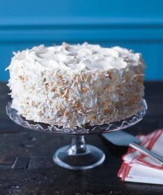 Apricot-Coconut Cake | Need a sweet centerpiece for your holiday meal? Celebrate the season with these festive spring cakes.