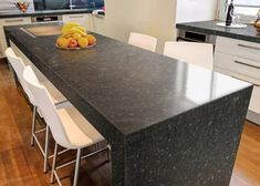 Office Desk, Dining Bench, Corner Desk, Beautiful Homes, Kitchen Island, Room, Furniture, Home Decor, Kitchens