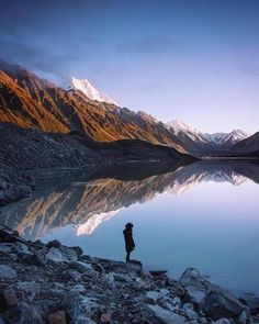 Mt Cook New Zealand |