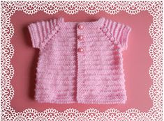 Marianna's Lazy Daisy Days: Kinzie Baby Cardigan- with long sleeves Baby Knitting Patterns Free Newborn, Knitted Washcloth Patterns, Baby Cardigan Knitting Pattern Free, Baby Hats Knitting, Cardigan Pattern, Baby Patterns, Crochet Patterns, Free Knitting, Toddler Cardigan