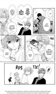 Akatsuki no Yona 52: Where There's A Will, There's A Way at MangaFox.me