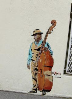 #Paris, street art, janaundjs