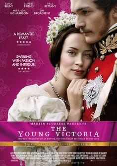 A Jovem Rainha Vitória - Poster / Capa / Cartaz - Oficial 1                                                                                                                                                     Mais