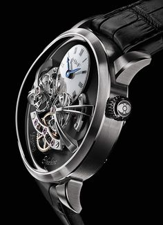 An unexpected new line MBandF the Legacy Machine N°2 (PR/Pics/Watch http://watchmobile7.com/data/News/2013/09/130903-MBandF-machine_legacy_2.html) (3/6) #watches #mbandf