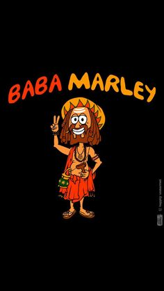 Baba Marley T-Shirt (zoomed) Funky Quotes, Swag Quotes, Boy Quotes, Photo Quotes, Hai Tattoos, Funny Images, Funny Pictures, Funny Attitude Quotes, Desi Humor