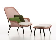 """On my """"you wish"""" list, Slow Chair designed by Erwan and Ronan Bouroullec for Vitra. Comfort and great design!"""