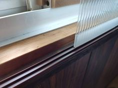 Aluminum Fabrication, Double Window, Diy Interior, Diy Door, Home Hacks, Diy And Crafts, Household, Windows, Architecture