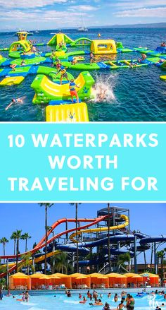 10 Waterparks Worth Traveling For (Your Kids Will Thank You) purewow domestic children travel family 299911656435869408 Best Family Vacations, Family Travel, Family Summer Vacation Ideas, Best Summer Vacations, Family Road Trips, Vacation Trips, Dream Vacations, Greece Vacation, Mexico Vacation