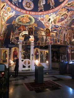 St Michael s Russian Orthodox Church Interior Sitka Alaska   Google     St  Herman of Alaska Church   par Liiolii
