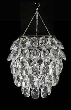 Decorative Novelty's crystal beaded curtains & metallic fringe backdrops brighten up any party or event. Check out all our amazing decorative products to add some glitz to your next party! Crystal Beads, Crystals, Beaded Curtains, Tulips, Backdrops, Chandelier, Ceiling Lights, Diamond, Modern