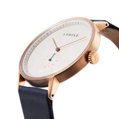 Sincere Matt Rose Gold #322 - Danish quality watches - Kanske Denmark