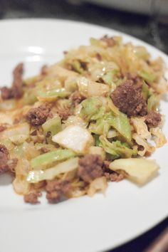 Cabbage + Beef + Sea