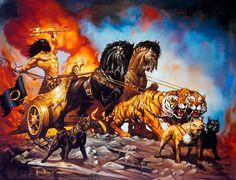 Manowar is an American heavy metal band from Auburn, New York. Arte Heavy Metal, Heavy Metal Rock, Heavy Metal Music, Heavy Metal Bands, Hard Rock, Fantasy Kunst, Fantasy Art, Woodstock, Rock Bands