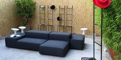 @ghiroldidesign proposte outdoor | News | News | Living Divani