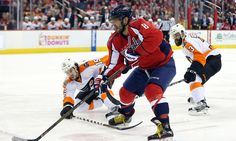 The Capitals we're looking for back-to-back road wins for the first time this season.