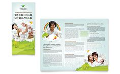 foster care adoption brochure template by stocklayouts babysitting flyers care babysitting