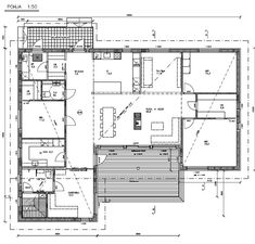 My Dream Home, House Plans, Sweet Home, Floor Plans, Layout, Flooring, How To Plan, Building, Interior