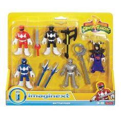 Imaginext Power Rangers Good vs Bad Playset $13.50