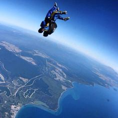 SkyDive Taupo - New Zealand