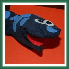 Sock Monsters - super easy to make and lots of fun