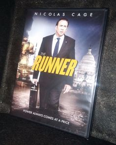 The Runner DVD Nicolas Cage 2015 Widescreen Political Thriller Dvds For Sale, Nicolas Cage, Thriller, Politics, Amp, Movies, Ebay, Films, Cinema
