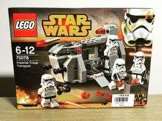 Lot of 8 LEGO 75079 Shadow Trooper Sets New Missing Boxes 32 Mini Figs Included