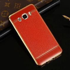 Luxury case for Samsung Galaxy J5 J7 2015 Soft TPU Silicone Plating Protective back cover for samsung J500F J700F phone shell