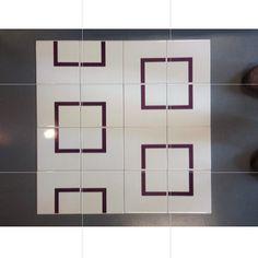 ^ Montagem diferente com os azulejos Fatia Roxo ^ #azulejos #azulejosdecorados #revestimento #arquitetura #reforma #decoração #interiores #decor #casa #sala #design #cerâmica #tiles #ceramictiles #architecture #interiors #homestyle #livingroom #wall #homedecor #lurca #lurcaazulejos