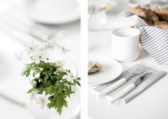 Kongelig   fruFLY © Inspiration. Photo. Life. Shell Beach, Dining Area, Vases, Table Settings, Table Decorations, Flowers, Plants, Inspiration, Life