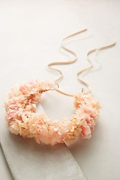 Slide View: 1: Mathilde Flower Crown Headband