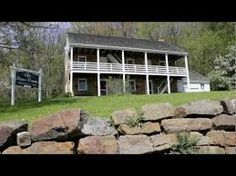 Old Stone House Slippery Rock Pa Originally An Inn Built In 1822 Activity Includes Hearing Growling Red Eyes Watchi Old Stone Houses Stone House Old Stone