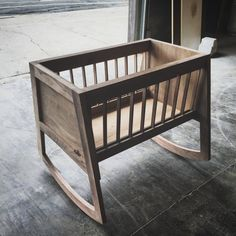 Homemade bassinet