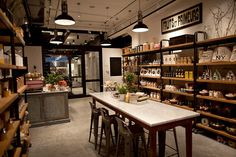 Haven's Kitchen....cooking classes, specialty shop, catering, event space....nyc